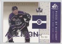 Jason Allison /99