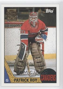 2002-03 Topps - Patrick Roy Reprints #2 - Patrick Roy