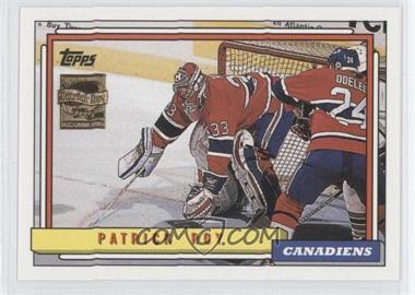 2002-03 Topps - Patrick Roy Reprints #7 - Patrick Roy
