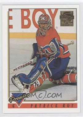 2002-03 Topps - Patrick Roy Reprints #8 - Patrick Roy
