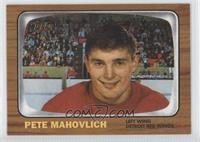 Pete Mahovlich