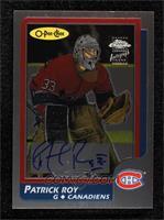 Patrick Roy (86-87 O-pee-chee) #/400