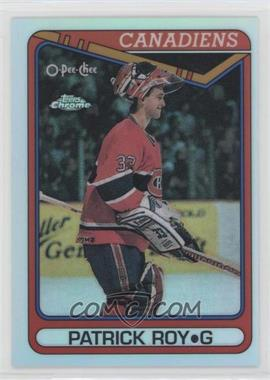 2002-03 Topps Chrome - Patrick Roy Reprints - Refractor #19 - Patrick Roy