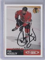 Phil Housley [JSA Certified Auto]