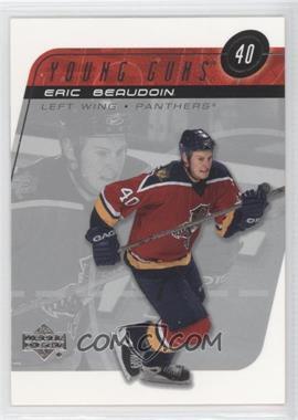 2002-03 Upper Deck - [Base] #208 - Eric Beaudoin