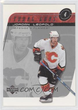 2002-03 Upper Deck - [Base] #430 - Jordan Leopold
