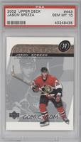 Jason Spezza [PSA 10 GEM MT]