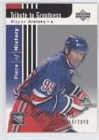 Wayne Gretzky #/2,999
