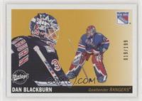 Dan Blackburn #/199