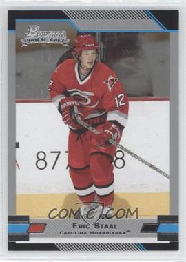 2003-04 Bowman Draft Picks - [Base] #120 - Eric Staal