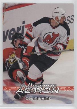 2003-04 In the Game Action - [Base] #312 - Colin White