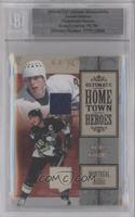 Mike Bossy, Mario Lemieux [BGS Authentic] #/50