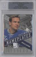 Nicklas Lidstrom [BGS Authentic] #/40