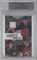 Trent Hunter, David Hale, Boyd Gordon /40 [BGS AUTHENTIC]