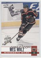 Wes Walz /1