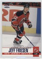 Jeff Friesen #/250