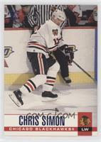 Chris Simon #/250