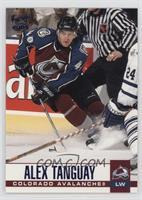 Alex Tanguay #/250