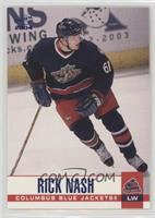 Rick Nash #/250