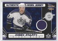Game-Worn Jersey - Ziggy Palffy #/90