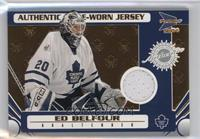 Game-Worn Jersey - Ed Belfour #/685