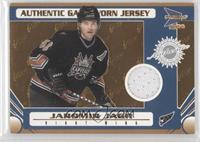 Game-Worn Jersey - Jaromir Jagr /185