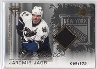 Authentic Game-Worn Jersey - Jaromir Jagr /875