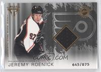 Authentic Game-Worn Jersey - Jeremy Roenick /875