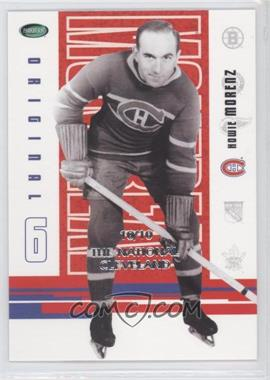 2003-04 Parkhurst Original Six Montreal Canadiens - National Convention Cleveland [Base] #35 - Howie Morenz /10