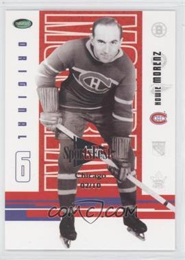 2003-04 Parkhurst Original Six Montreal Canadiens - SportsFest Chicago [Base] #35 - Howie Morenz /10