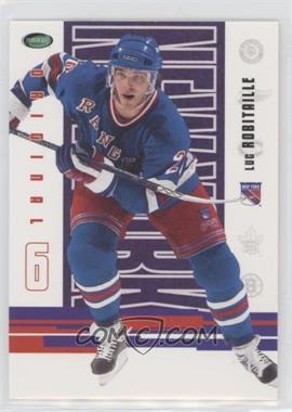 2003-04 Parkhurst Original Six New York Rangers - [Base] #39 - Luc Robitaille