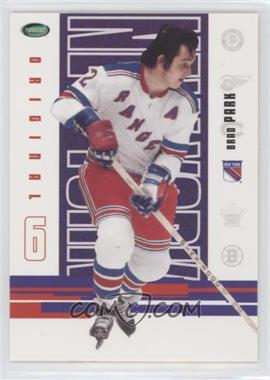 low priced ed315 4254a 2003-04 Parkhurst Original Six New York Rangers - [Base] #42 ...
