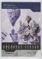 Ed Belfour [EX to NM] #/500
