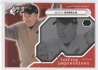 Scotty Bowman #8/10