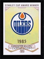 1985 Edmonton Oilers Team
