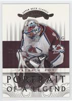 Patrick Roy /800