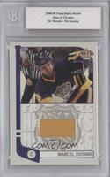 Marcel Dionne /20 [BGS AUTHENTIC]