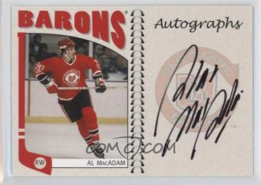 2004-05 In the Game Franchises US West Edition - Autographs #A-AMA - Al MacAdam
