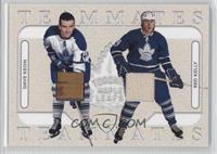 Dave Keon, Red Kelly /60