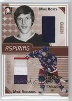 Mike Bossy, Mike Richards #/1