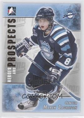 2004-05 In the Game Heroes and Prospects - [Base] - SportsFest Chicago #216 - Marek Zagrapan /10
