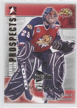2004-05 In the Game Heroes and Prospects - [Base] - SportsFest Chicago #228 - Corey Crawford /10