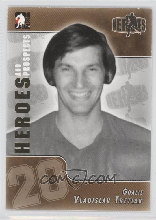 2004-05 In the Game Heroes and Prospects - [Base] #161 ...