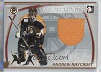 Andrew Raycroft #/1