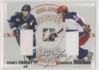 Sidney Crosby, Alex Ovechkin #/90