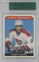 Denis Savard [BGS Authentic] #/45