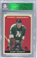 Gump Worsley /45 [ENCASED]