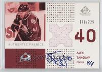 Alex Tanguay (2002-03 SP Game Used) /7