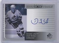 Daniel Sedin (2001-02 Sign of the Times)