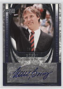 2004-05 Upper Deck All-World Edition - [Base] - Autographs [Autographed] #104 - Mike Bossy